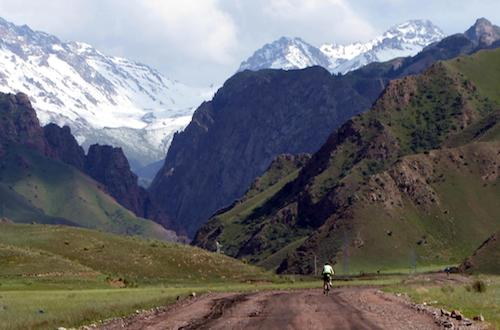 Kyrgyz Republic (with flight)