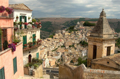 Italy - Sicily, Volcanoes & Ancient Sites