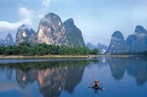 China - Guangxi Province & Beijing (with UK flights)