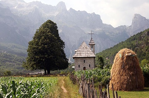 Albania - Accursed Mountains (land only)